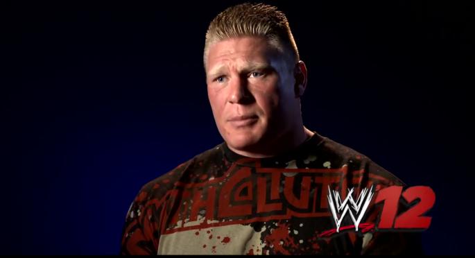 Brock Lesnar, WWE