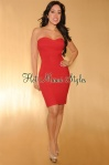 andrea calle, Red Luxe
