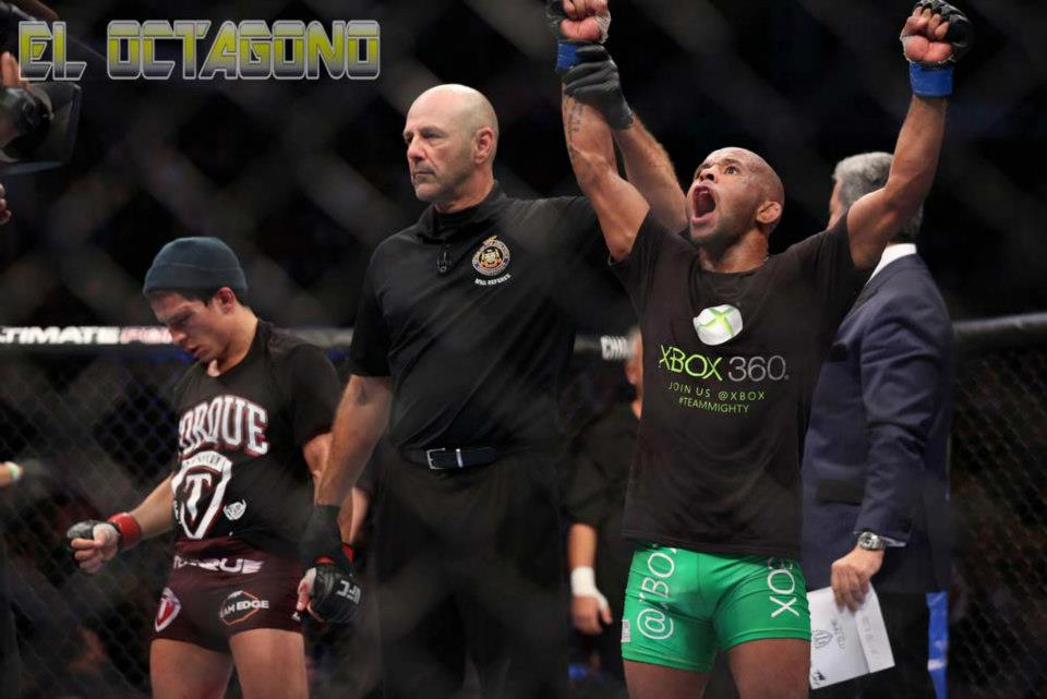 demetrious johnson4, el octagono