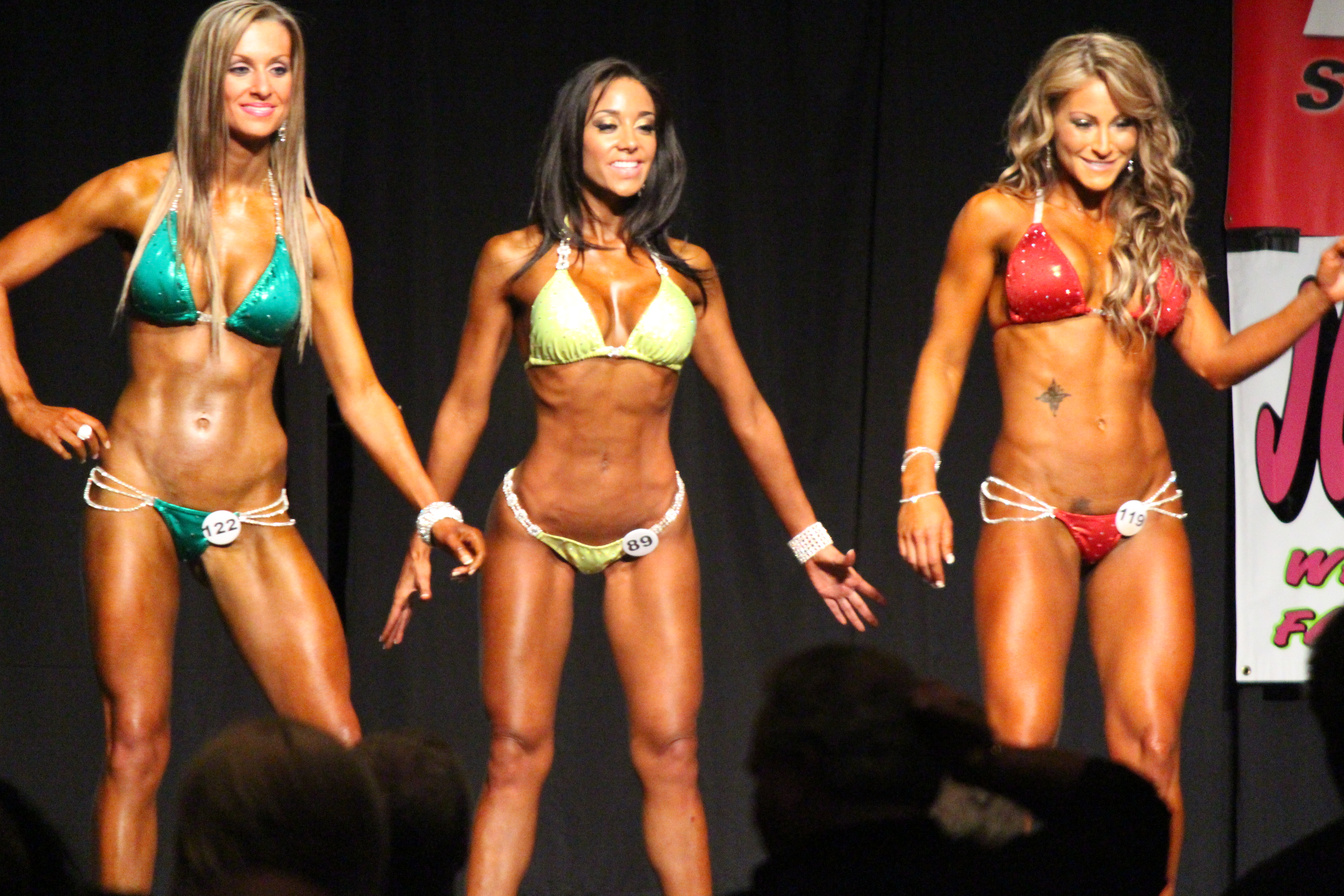 how to prepare for a bikini fitness competition