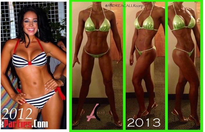 2012:2013 ANDREA CALLE