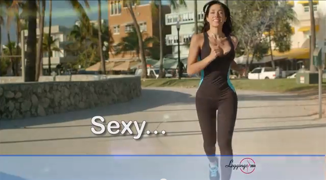 leggings 360, andrea calle