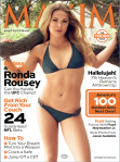 ronday rousey maxim shoot4