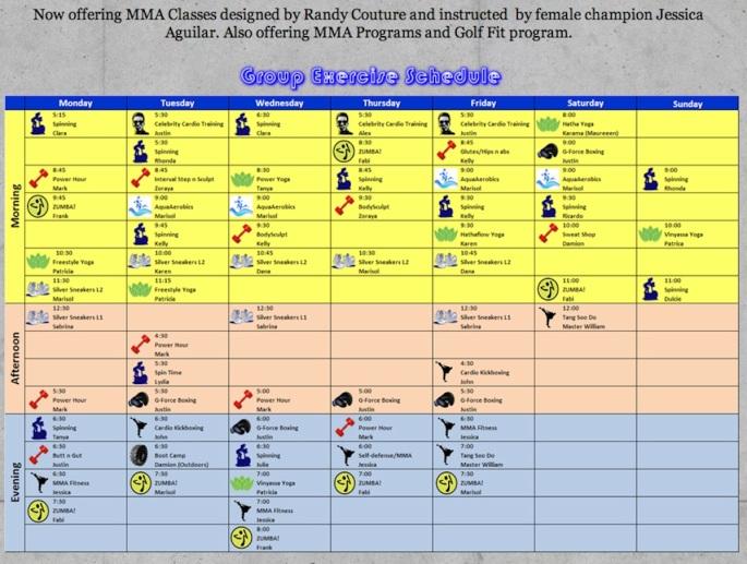 Amp schedule