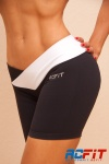 back shorts side, active wear, ac fit