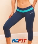 blue and tile pants,active wear, ac fit