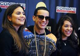 andrea calle, daddy yankee