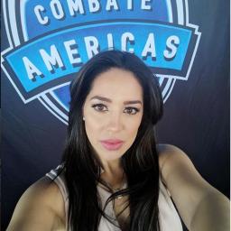 Andrea Calle, combate Americas